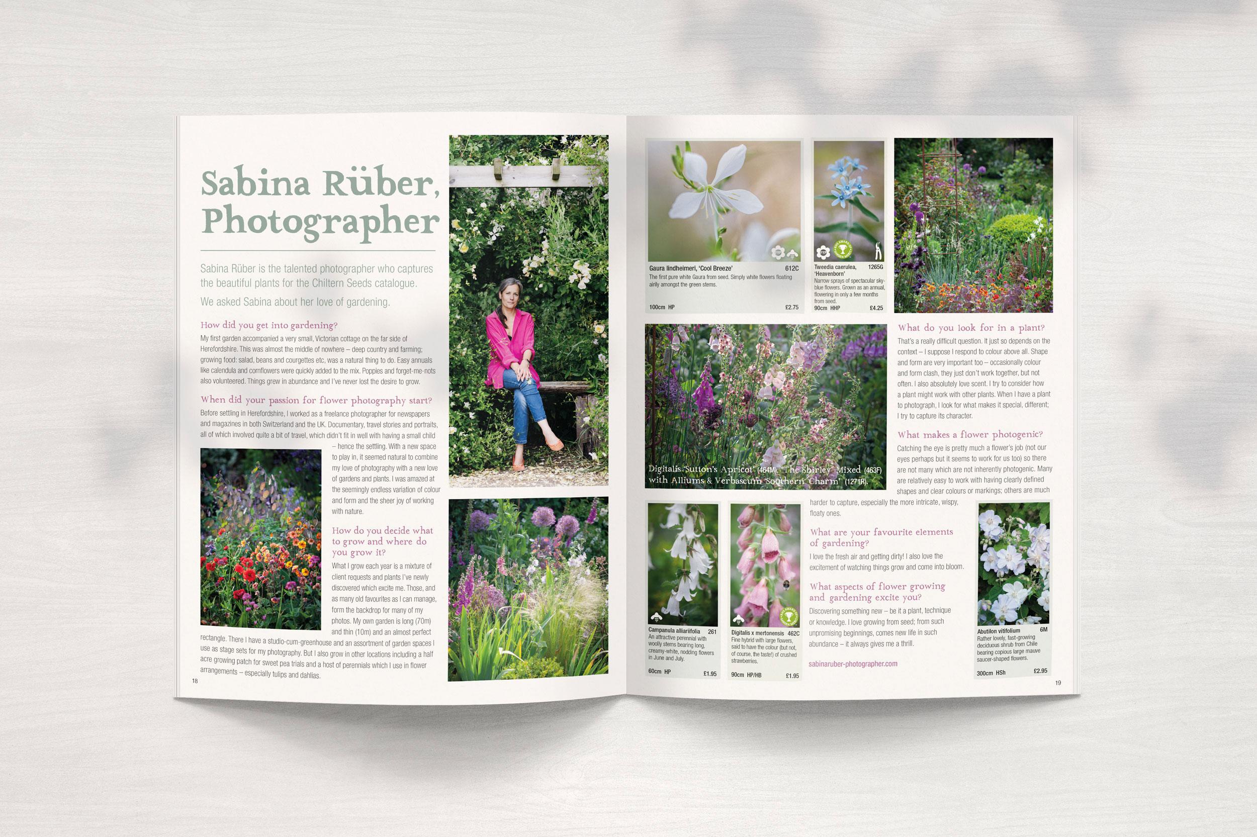 Editorial Magazine Design